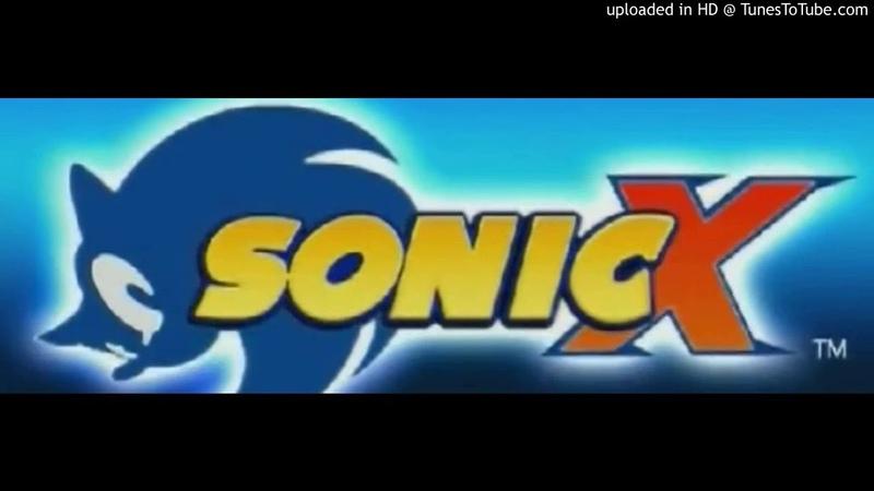 Sonic X (4KidsJetix) - Fishing [OST]