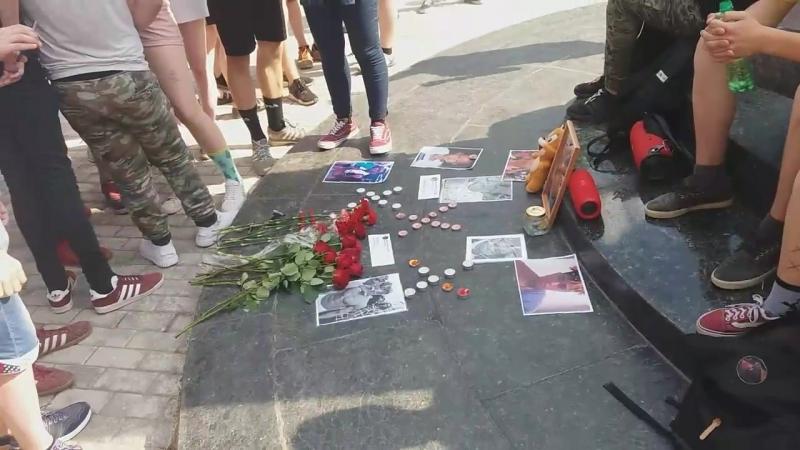 Мемориал Иваново R.I.P XXX