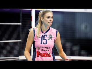 Top 10 Crazy Actions by Jovana Stevanoviс - Volleyball Womens Club World Championship 2016