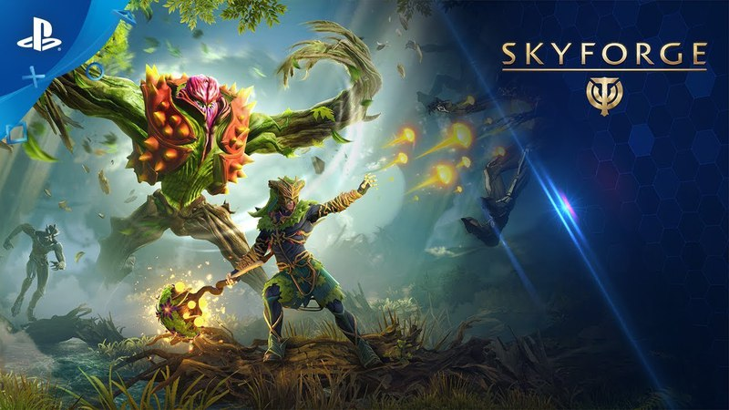 Skyforge – Overgrowth Update Release Trailer | PS4
