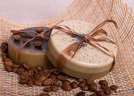 Скраб от целлюлита мед и кофе