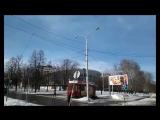 Паровозик на Госцирке 3.04.18