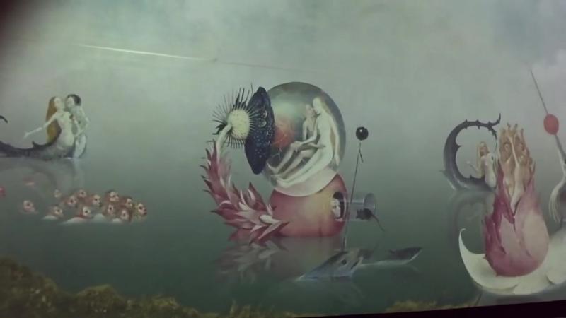 Artplay - Босх. Ожившие видения