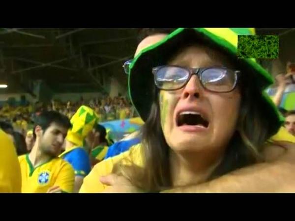 Все голы, сэйвы, победы и неудачи ЧМ 2014 в Бразилии