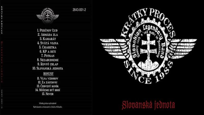 Krátky proces - Slovanská jednota [FULL ALBUM] 2016