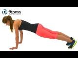 Высокоинтенсивная интервальная тренировка для сжигания жира на животе. Belly Fat Burner HIIT - High Intensity Interval Training Workout with No Equipment