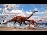 В ЭПОХУ Динозавров ЖИЛИ ЛЮДИ!!