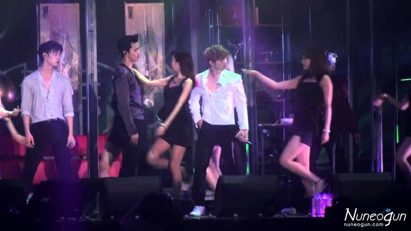 150628 2015 2PM CONCERT HOUSE PARTY_너만의 남자_JUNHO Focus_By Nuneogun