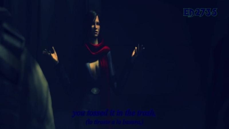 Resident Evil 6 GMV Carla Radames「Grenade」