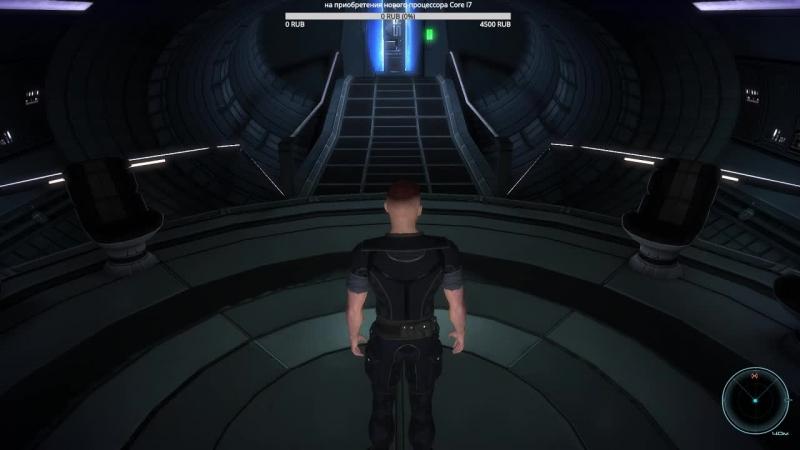 Прохождение трилогии Mass Effect часть 2 сюжет, знакомимся с экипажем