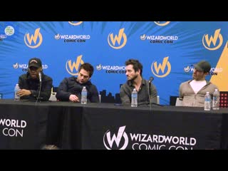 Teen wolf reunion panel wizard world cleveland 2020