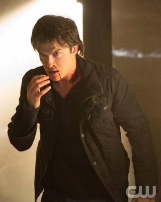 дневники вампиров 4 сезон смотреть 4 серия: