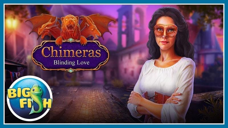 Химеры 6. Слепящая любовь прохождение 2