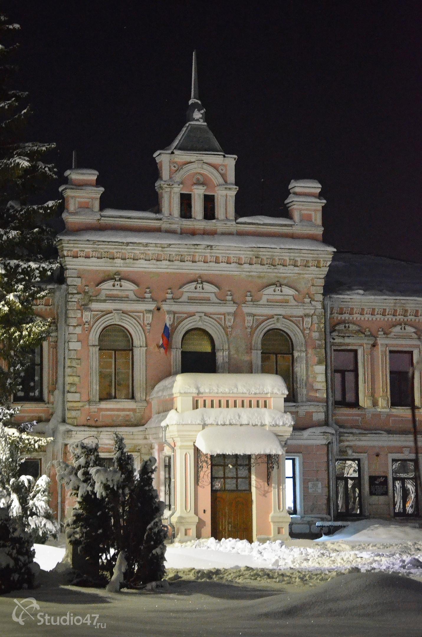Борисоглебская гимназия
