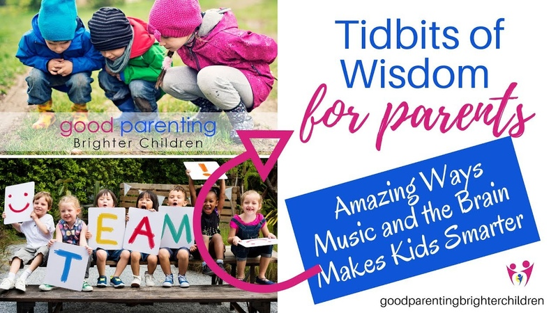 Intelligence: Amazing Ways Music and the Brain Makes Kids Smarter!