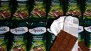 Czekolada Alpinella ШОКОЛАД Alpinella с мятным вкусом производства Польши