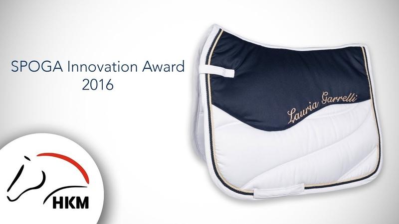 HKM-Schabracke nominiert für den Spoga Innovation Award 2016   HKM Sports Equipment