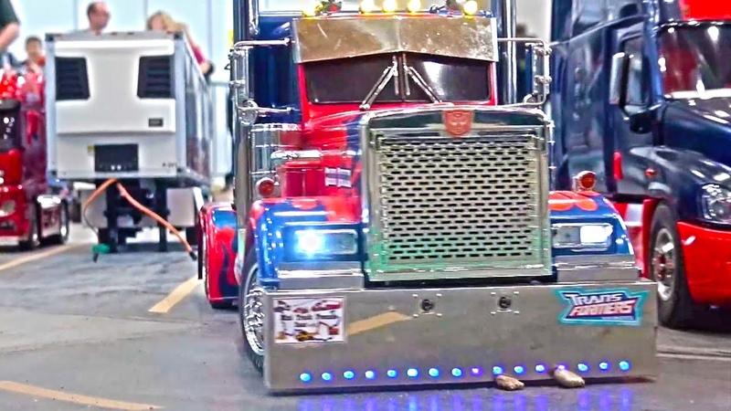 Amazing RC Truck´s! Scania! MB Arocs! MAN! Rc Show-Truck´s!