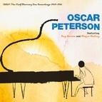 Oscar Peterson альбом Debut: The Clef/Mercury Duo Recordings 1949-1951