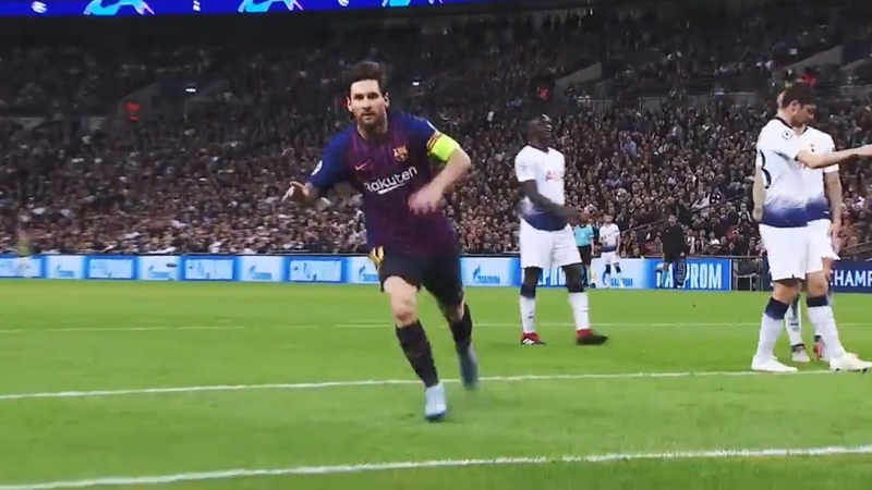 The Day Messi Conquered Wembley Once Again ● Messi Vs Tottenham ► VIP CAMERA