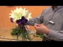 Букет из Лилии Bridal Bouquet 3 Lily
