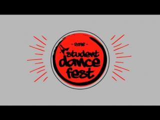 STUDENT DANCE FEST 2018