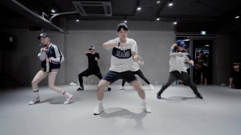 679 - Fetty Wap ft. Remy Boyz (DJ Spider Remix) / Koosung Jung Choreography(Mirrored)