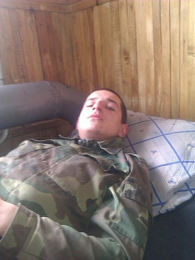 Олег Костан, 16 февраля 1993, Донецк, id205289366
