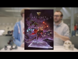 Valve talk Artifact_ release date, tournaments, and Source 2