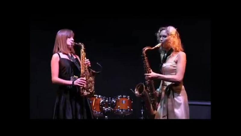 Shades Entertainment Agency - Band 47 (Sax Girls)