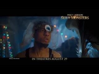 «Перси Джексон и Море чудовищ» (2013): Фрагмент №6 / Официальная страница http://vk.com/kinopoisk