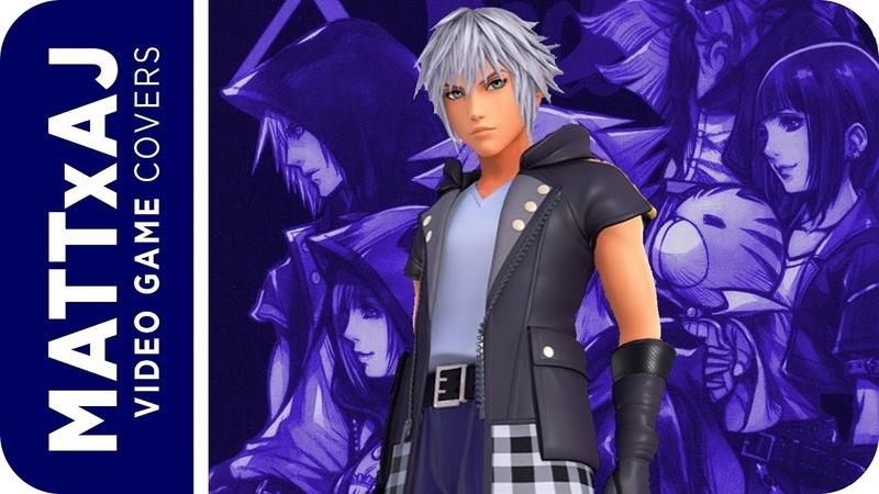 Kingdom Hearts 3 - Don't Think Twice ♫ Metal Cover ♫ by MATTxAJ