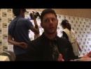 Supernatural's Jensen Ackles Interview at San Diego Comic