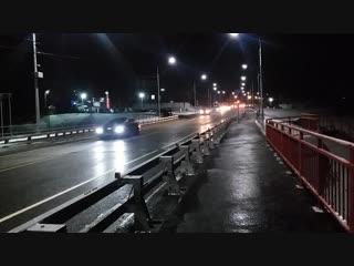 Открыли Новый мост! 29 ноября 2018 года в 18 час 10 мин начато движение автотранспорта.