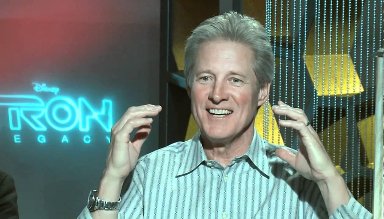 Tron Legacy - Exclusive James Frain and Bruce Boxleitner Interview