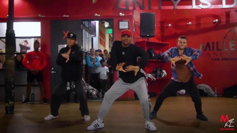 Ryan Leslie | Zodiac | Choreography By Karon Lynn | @KaronLynnTV