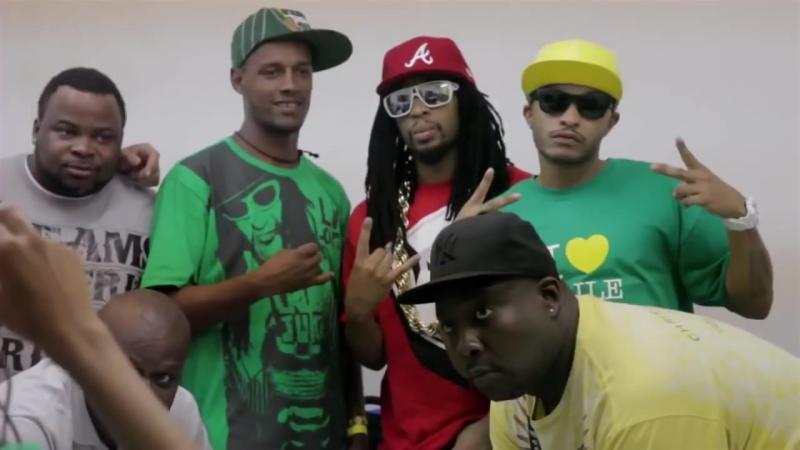 Lil Jon Feat Mr. Catra e Mulher Filé - Machuka (Clipe Oficial )