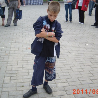 Даниил Егоров, 7 июня 1999, Санкт-Петербург, id207332487