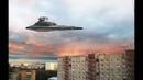 Жители города не знали куда прятаться НЛО реальные видео кадры