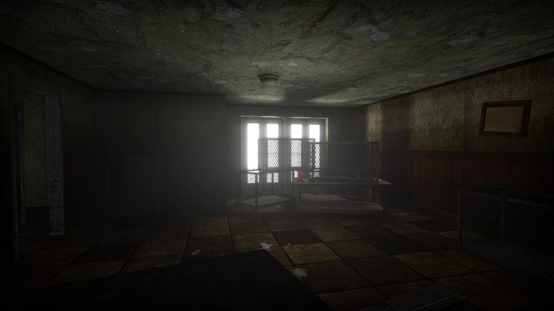 Hell's Prison Horror Map