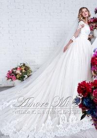 Amore MiO - производитель свадебных платьев   ВКонтакте c3e5a7df7d7