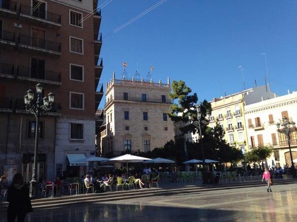 Первое путешествие (Барселона, Валенсия, Таррагона)