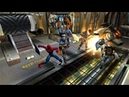 Marvel Ultimate Alliance 2 Walkthrough Part 13 PS3, X360 Runthrough - Anti