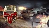 Battle Tanks Legends Of World War II - Геймплей Трейлер