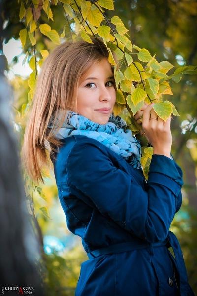Полина Черепанова, 25 марта , Красноярск, id51143072