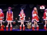 КОРЕЯНКИ ЗАЖИГАЮТ Танец под русскую новогоднюю песню Няшные кореянки жгут Танец кореянок
