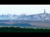 Донецк: На Саур Могиле идет ожесточенный бой. Стреляют из ГРАДа. 5 июля 2014 АТО, Донбасс, Луганск