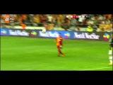 Галатасарай - Фенербахче (1-0). Гол Дидье Дрогба в доп. время. Суперкубок Турции.