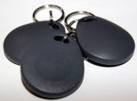 Заготовка брелок, работающая на частоте 13,56 мГц, можно использовать для создания копий с бесконтактных RFID ключей...