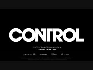 Control - world trailer ¦ ps4